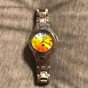Fossil Blue Original Watch